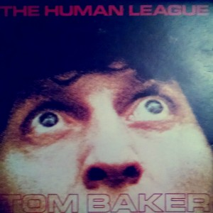 Tom Baker, The Human League, b-side, 1981